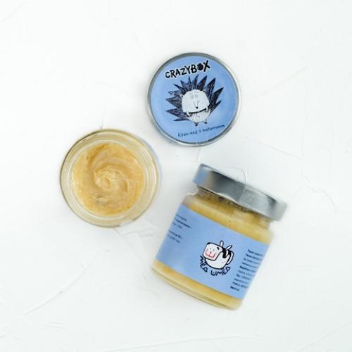 Крем-мёд с марципаном