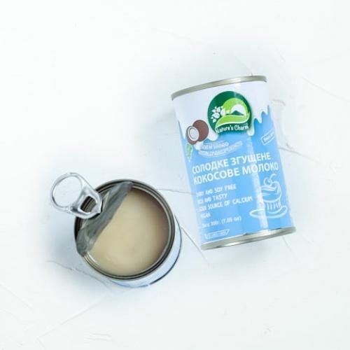 Молоко кокосовое сгущеное 200 гр